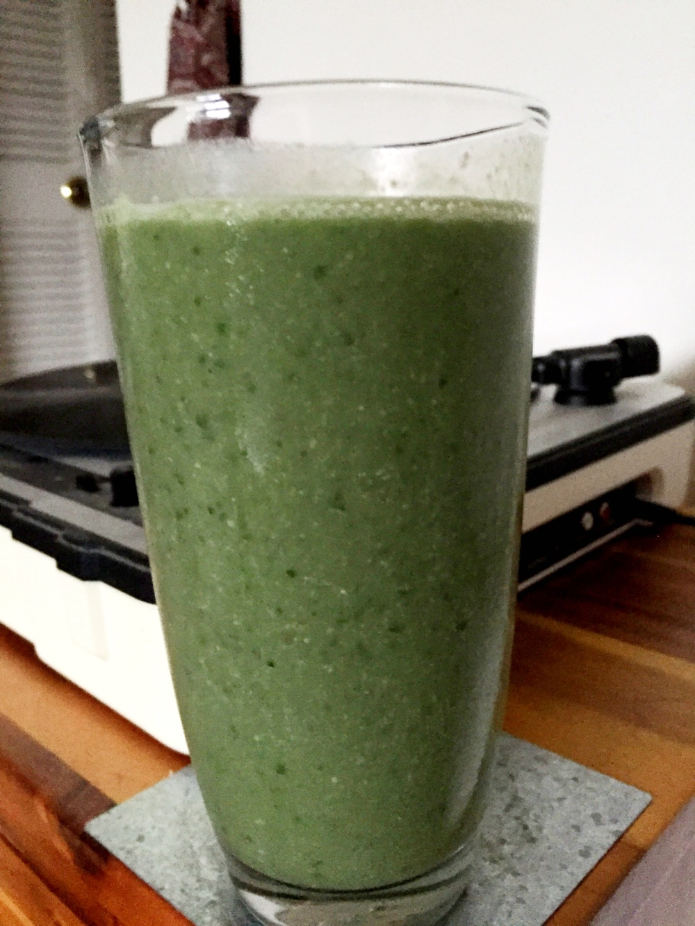 Sweet Spirulina Smoothie
