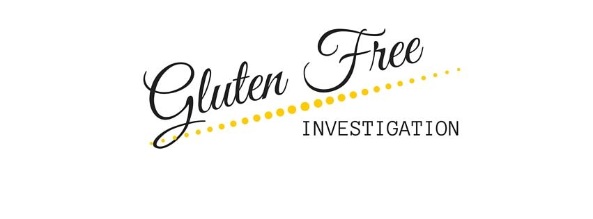 Gluten Free Investigation Logo